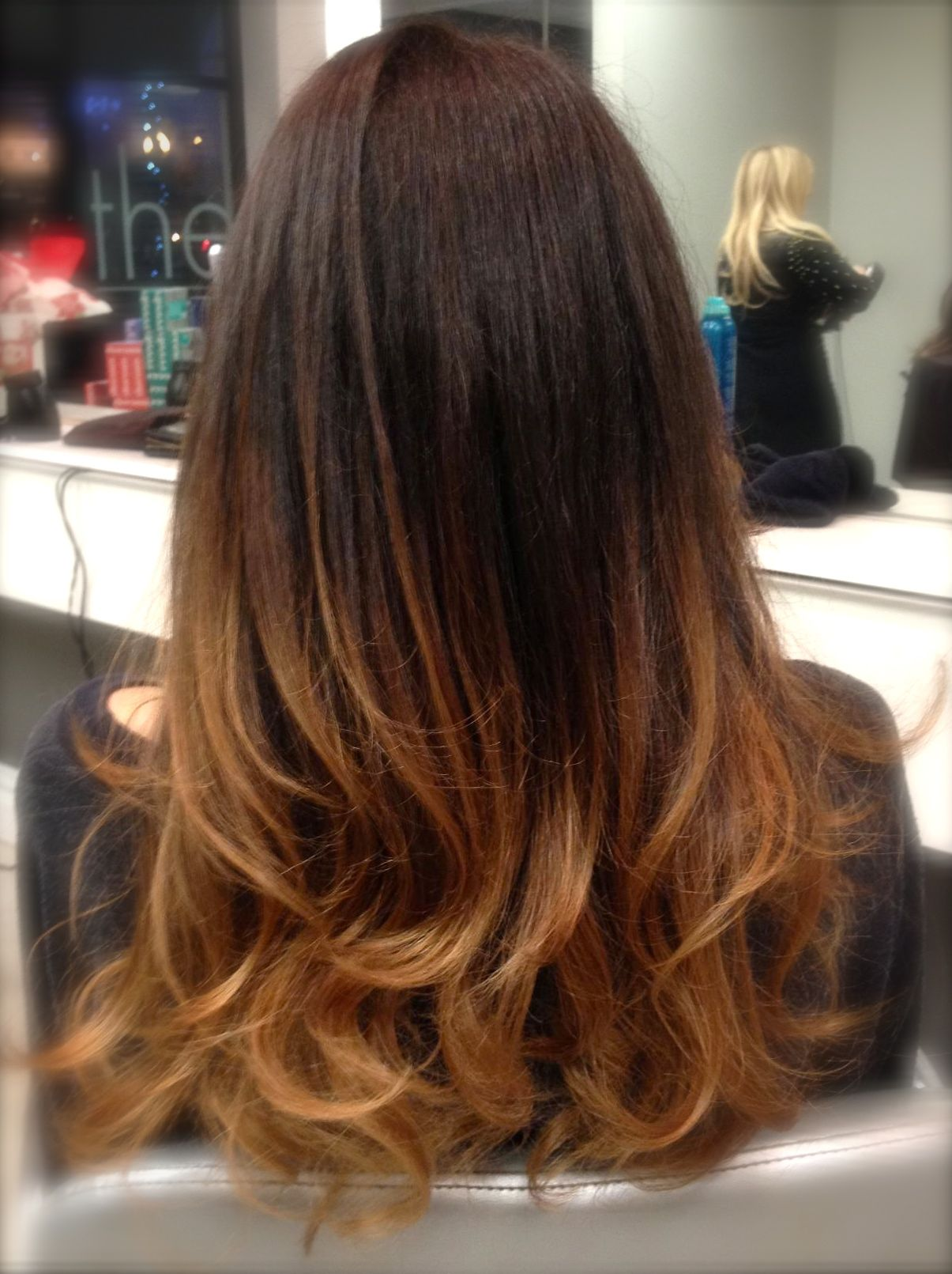 Hair Color By Danielle At The Studio New York Hair Color