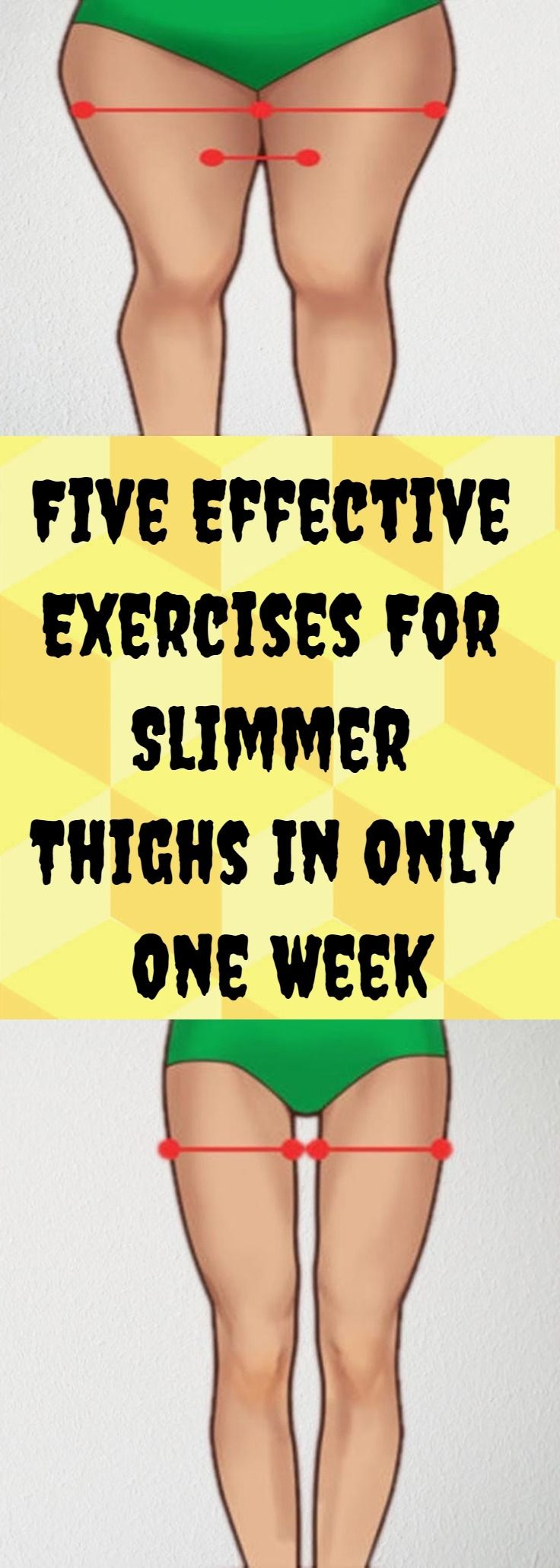 Pin by Janice Wiles on Mind & Body Slim thighs, Exercise