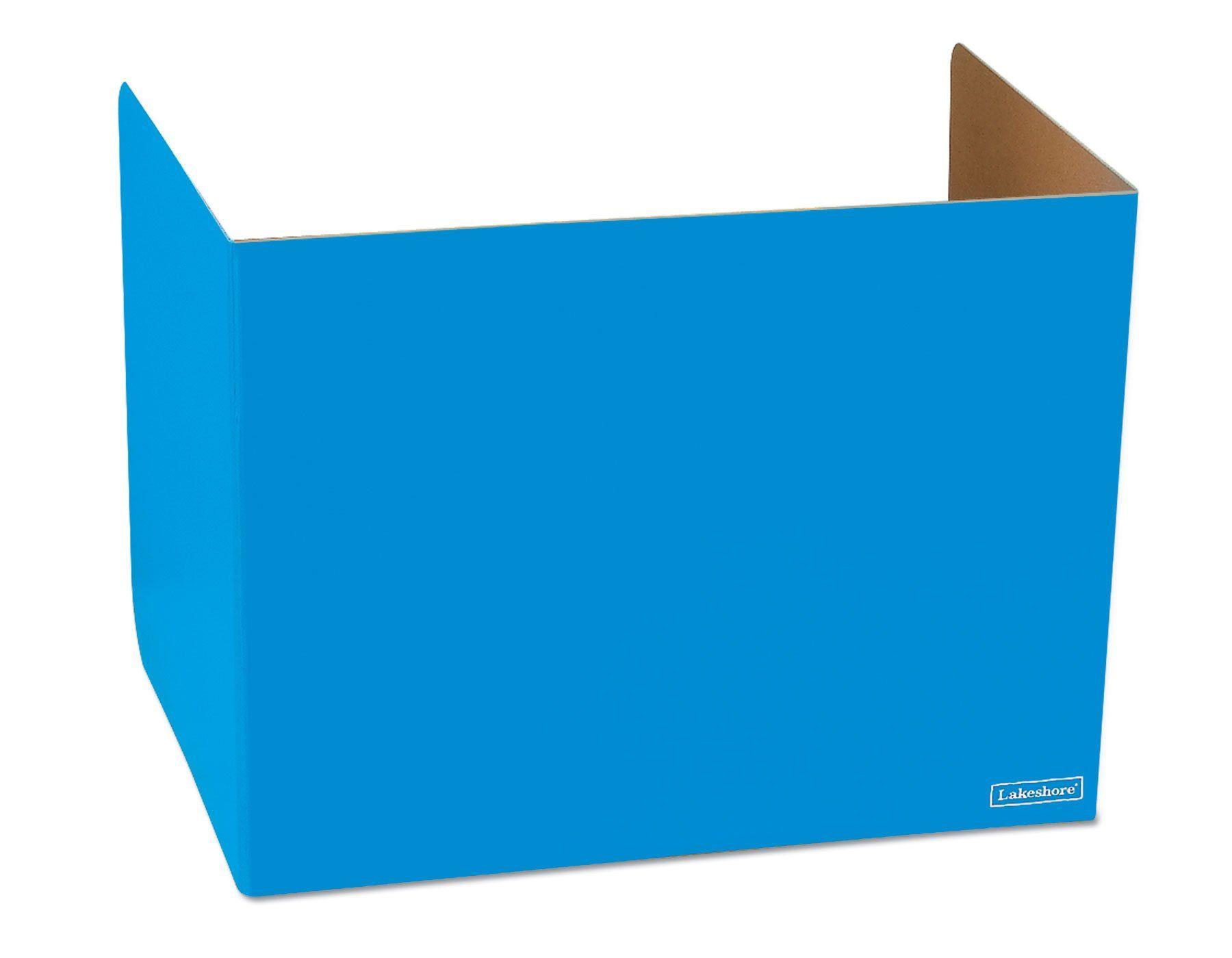 Children S Privacy Parions Set Of 10 Cardboard Desk Dividers