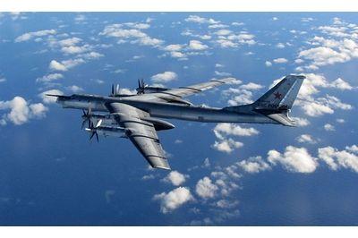RAF jets scrambled again to intercept Russian fighters http://pronewsonline.com 1431618824-344