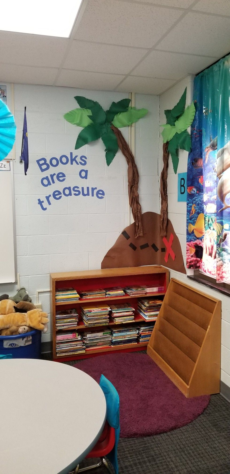 Kindergarten Classroom Library Teachlikeapirate