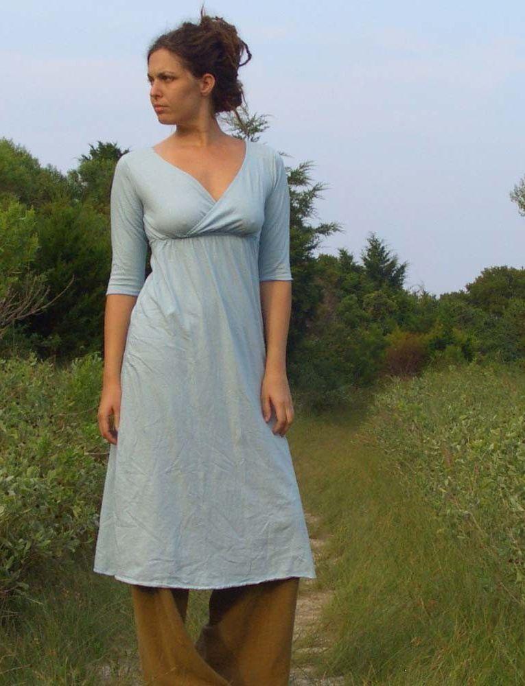 Gaia Conceptions - Market Below Knee Dress, $145.00 (http://www.gaiaconceptions.com/market-below-knee-dress/)