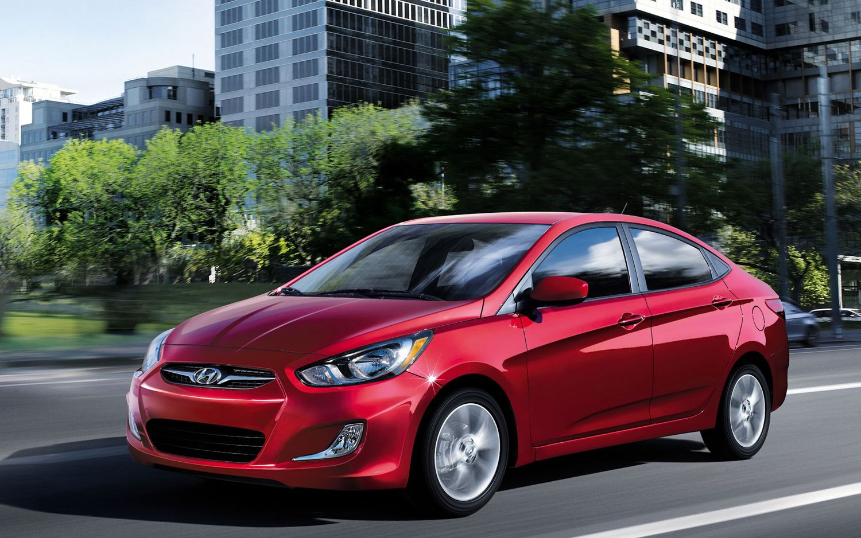 Hyundai Models 2015 >> Hyundai Accent 2015 Hyundai Accent Hyundai Accent New