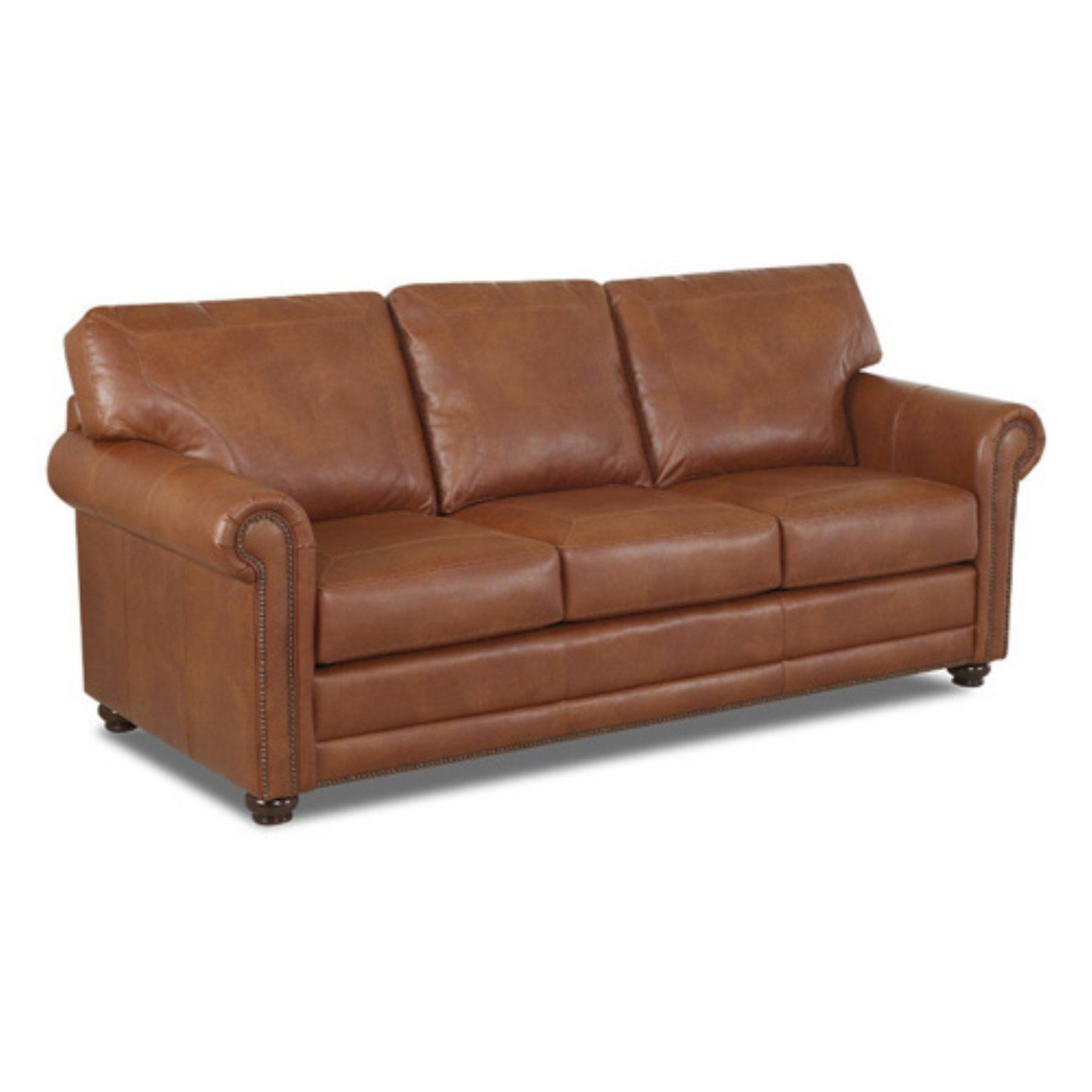 Peachy Klaussner Sherman Leather Sofa In 2019 Products Leather Gmtry Best Dining Table And Chair Ideas Images Gmtryco