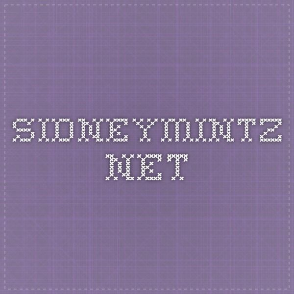 sidneymintz.net
