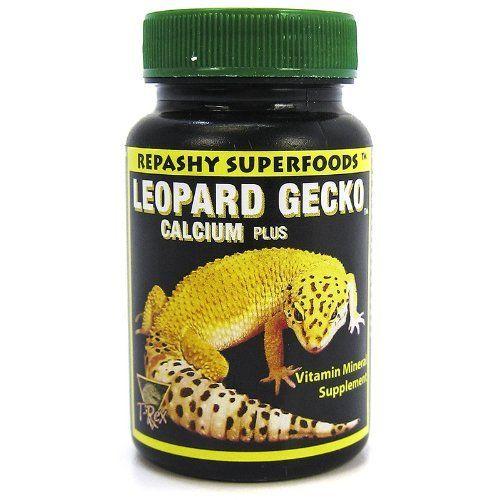 calcium gecko leopard