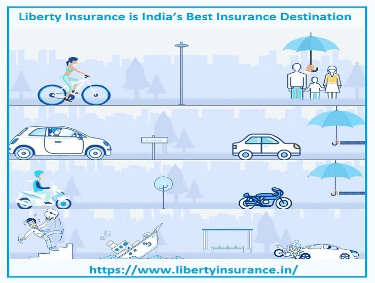 Help People Live Safer With More Security Liberty Insurance