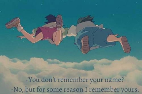 Spirited Away Quotes Tumblr The World In My Mind Pinterest Impressive Spirited Away Quotes