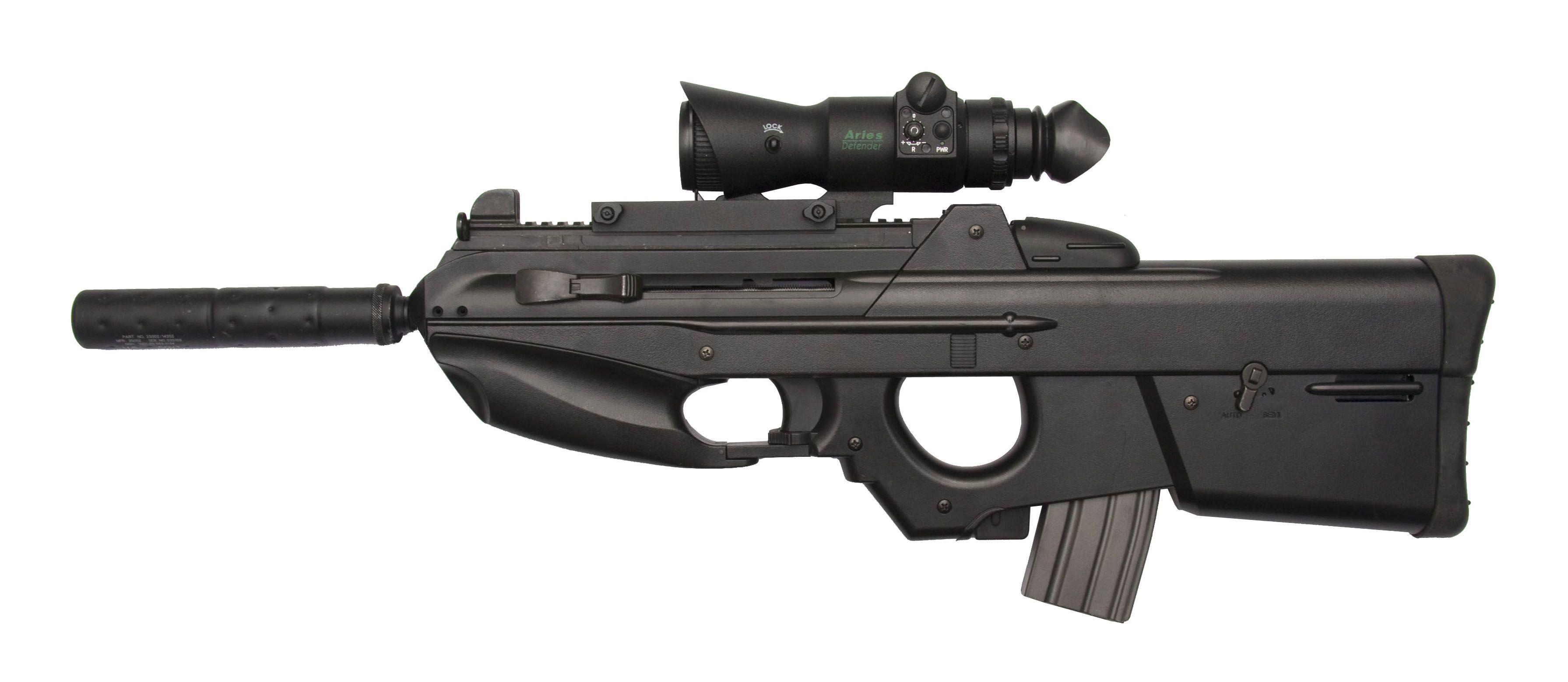 Fad Assault Rifle