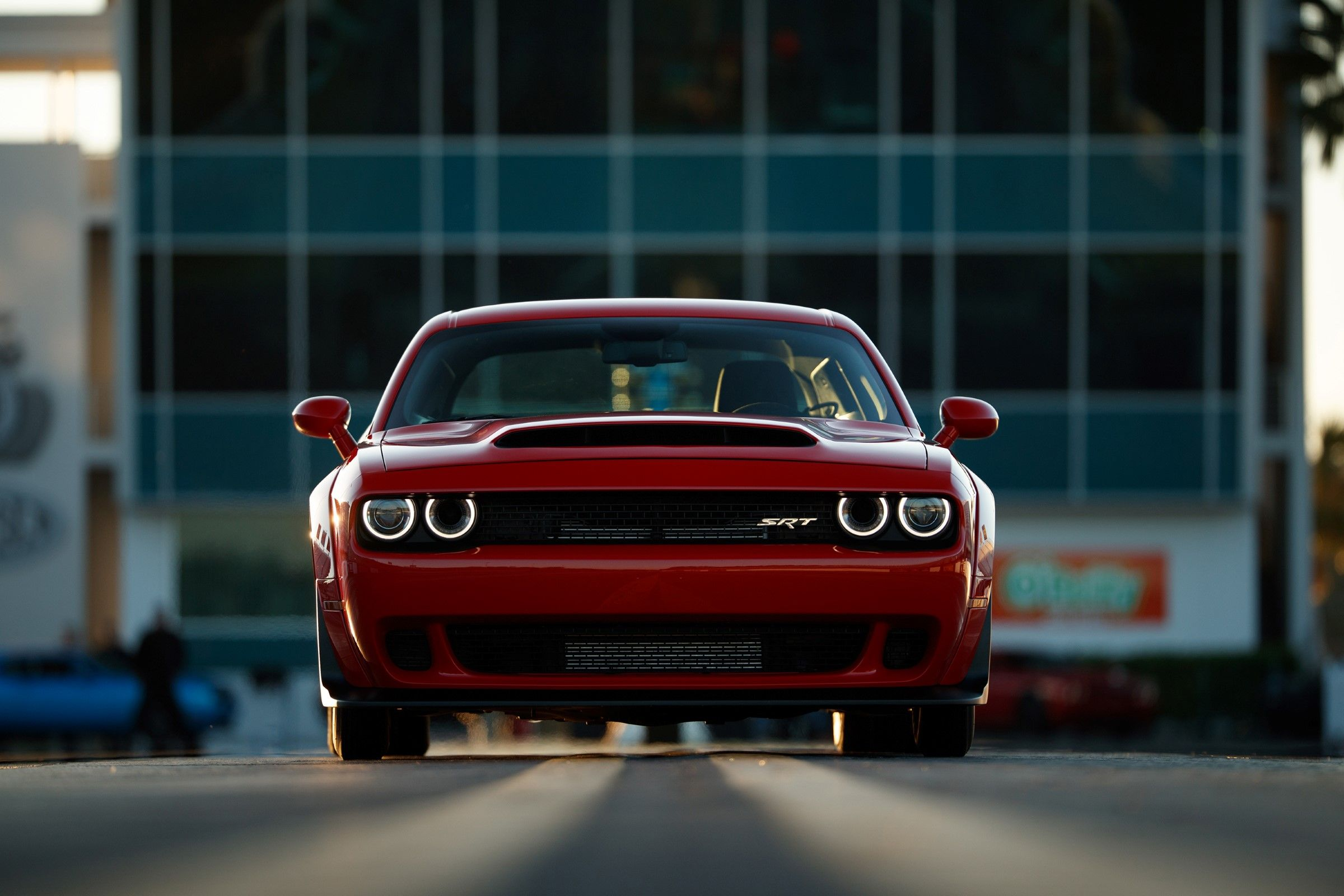 2018 dodge challenger srt demon quarter mile at