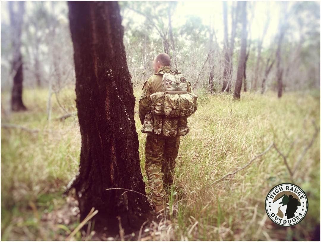 Multicam & Australian Multicam. Both very well suited to Australian bush. . . . . . . #highrangeoutdoors #australianmade #madeinaustralia #madeinbrisbane #outdoors #multicam #multicampattern #blendin #1947llc @1947llc @multicampattern #australianmulticam #amp #cordura #500d #pack #backpack #assaultpack #molle #bushcraft #huntingaustralia