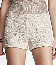 Cute lacey shorts