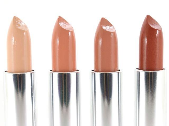 Nude lipstick colors 12