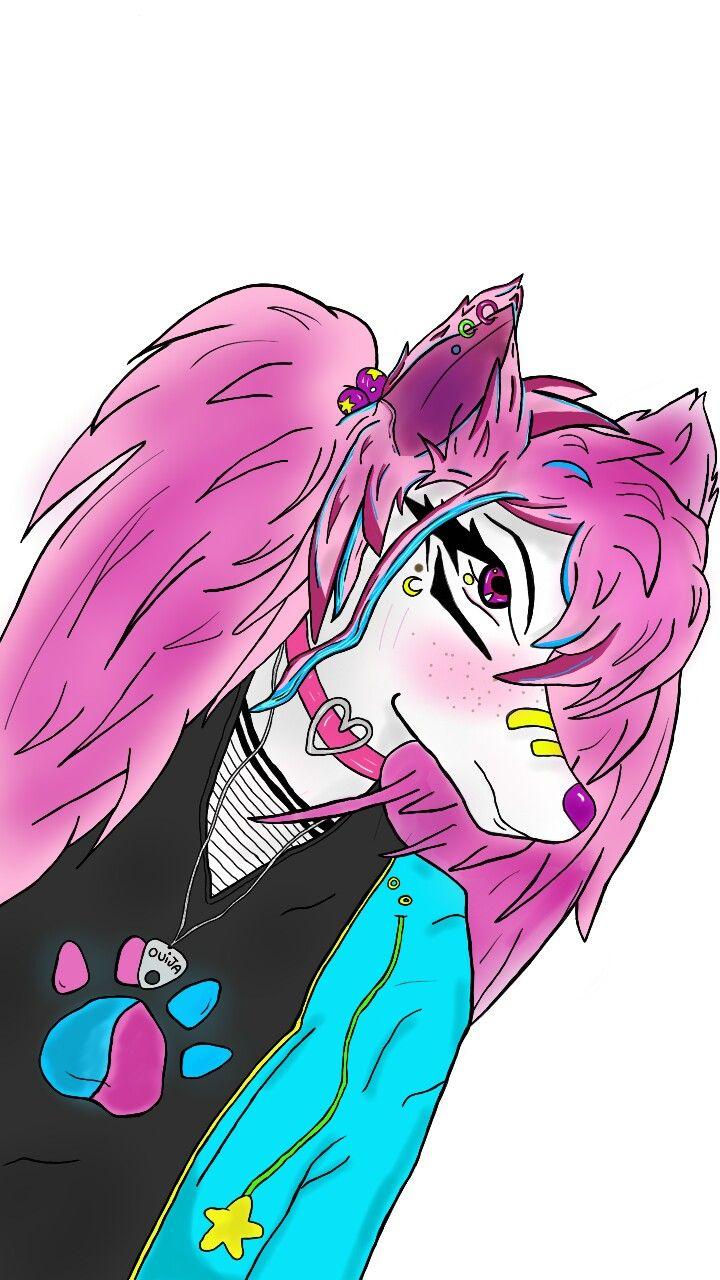 furry #fursona #wolf #lobo #animal #dibujo #draw #drawing #cute ...