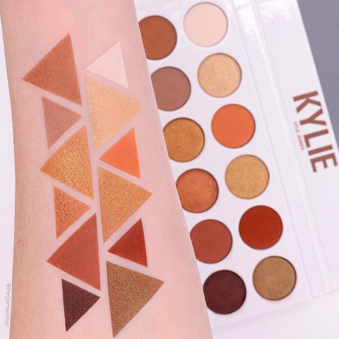 The Peach Extended Palette by Kylie Cosmetics #7