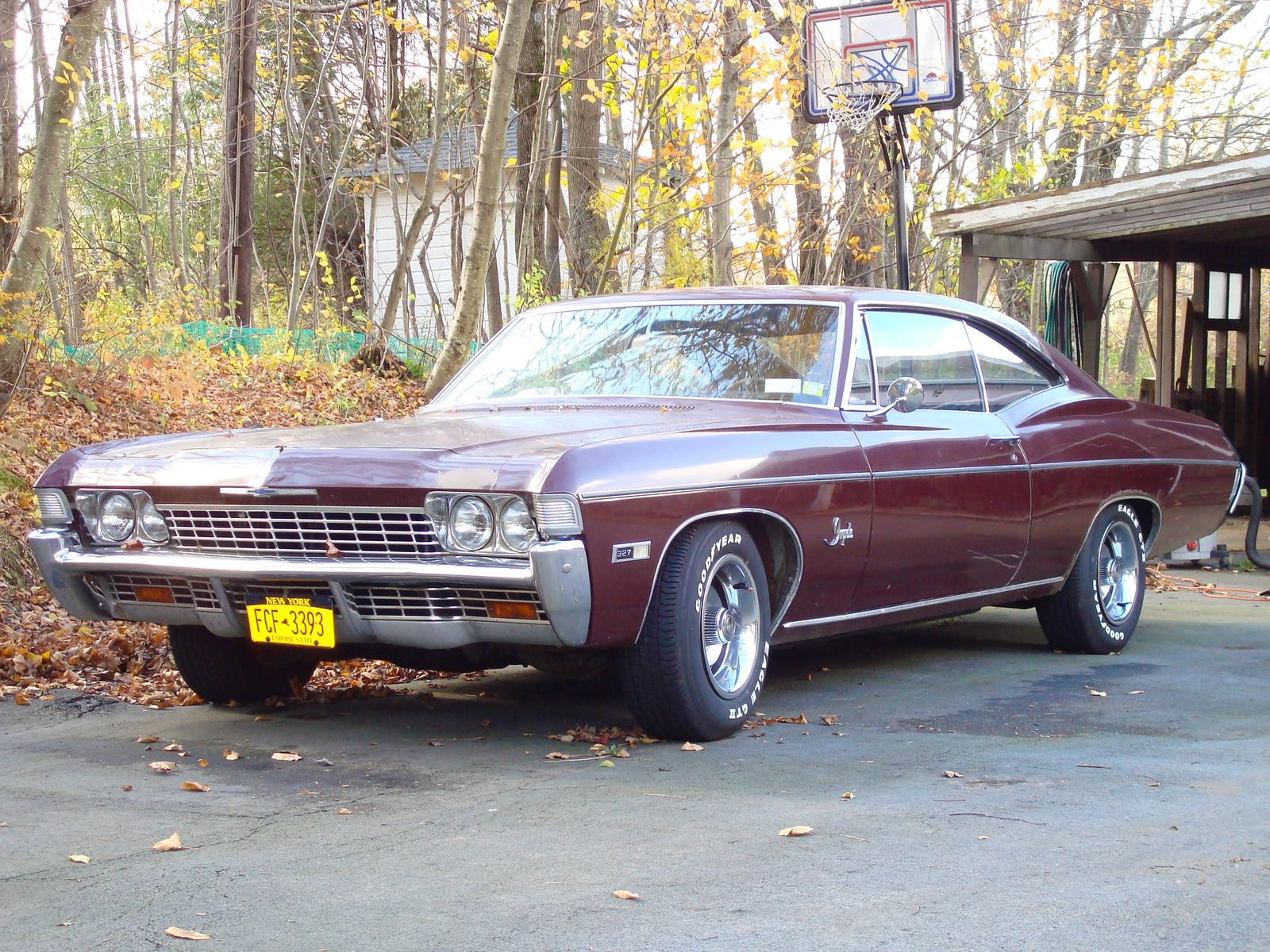Purple 1968 Impala Family Cars