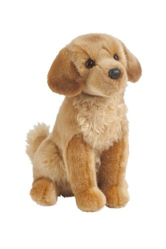 Cooper Golden Retriever Sitting 12 By Douglas Cuddle Toys Douglas