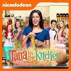 The Kitchen Tv Show talia in the kitchen tv show. finally this girl has the same name