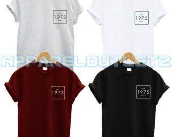 the 1975 shirt – Etsy