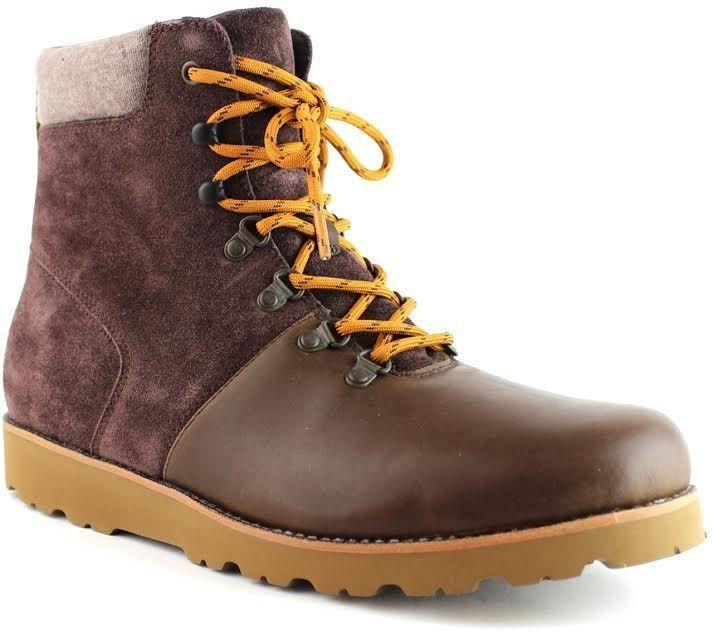 2c361d9ee19 UGG Australia 1017286 Men's Halfdan Waterproof Leather Winter Boots ...