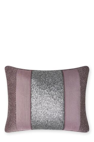 Buy Sequin Panel Cushion from the Next UK online shop