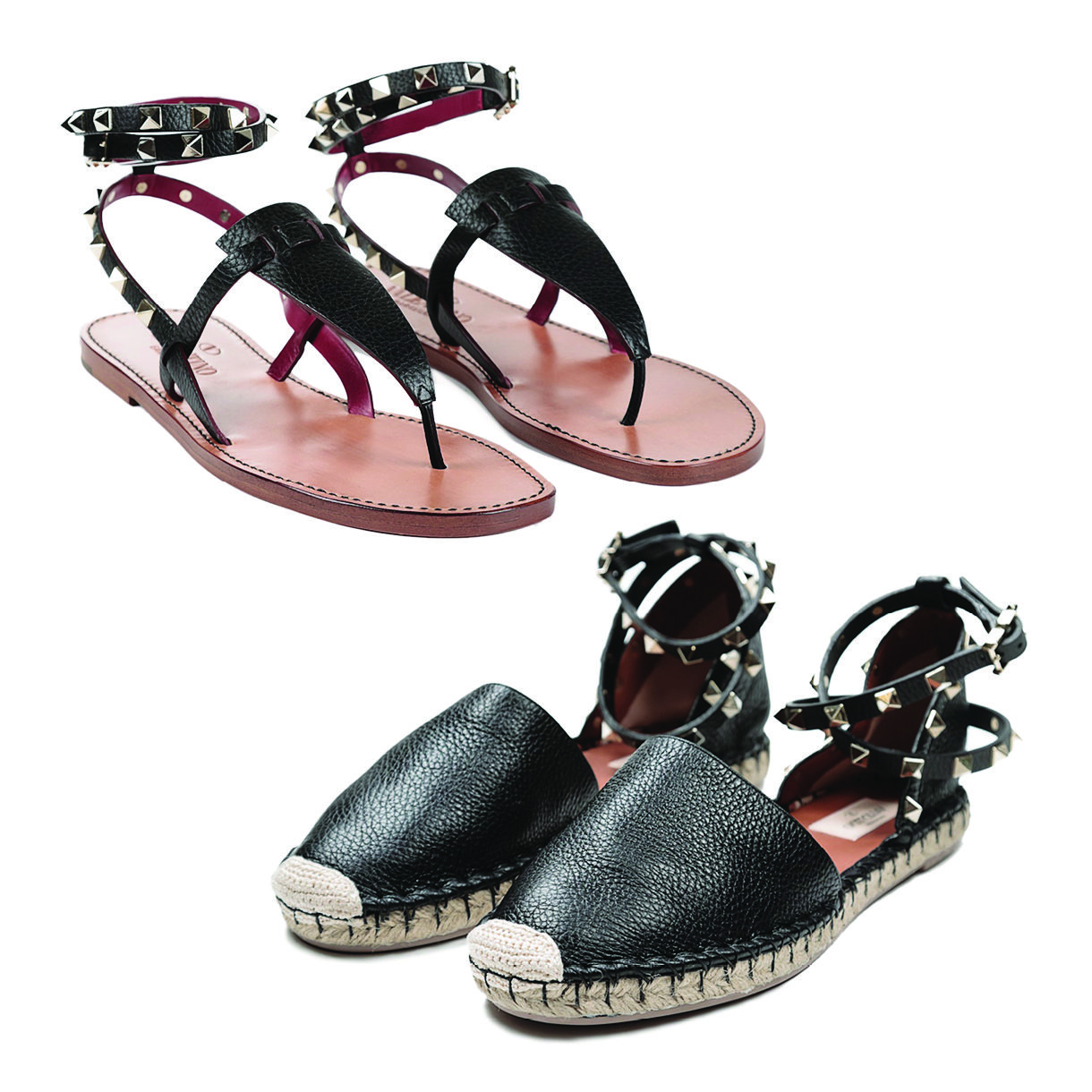 The studded sandals you need for summer - see them here.
