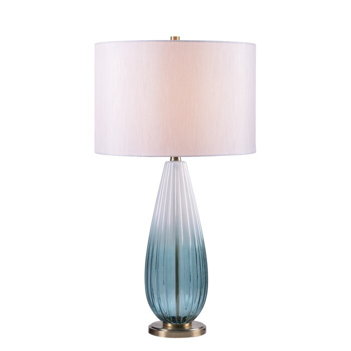 Friday Finds Cobalt Gold Table Lamp Lamp Table Lamps For Bedroom