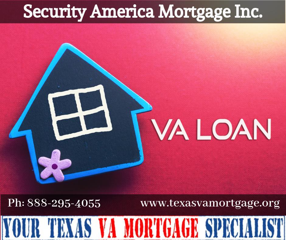 Pin By Abigail Garcia On Texasmortgage Va Loan Va Mortgages Loan