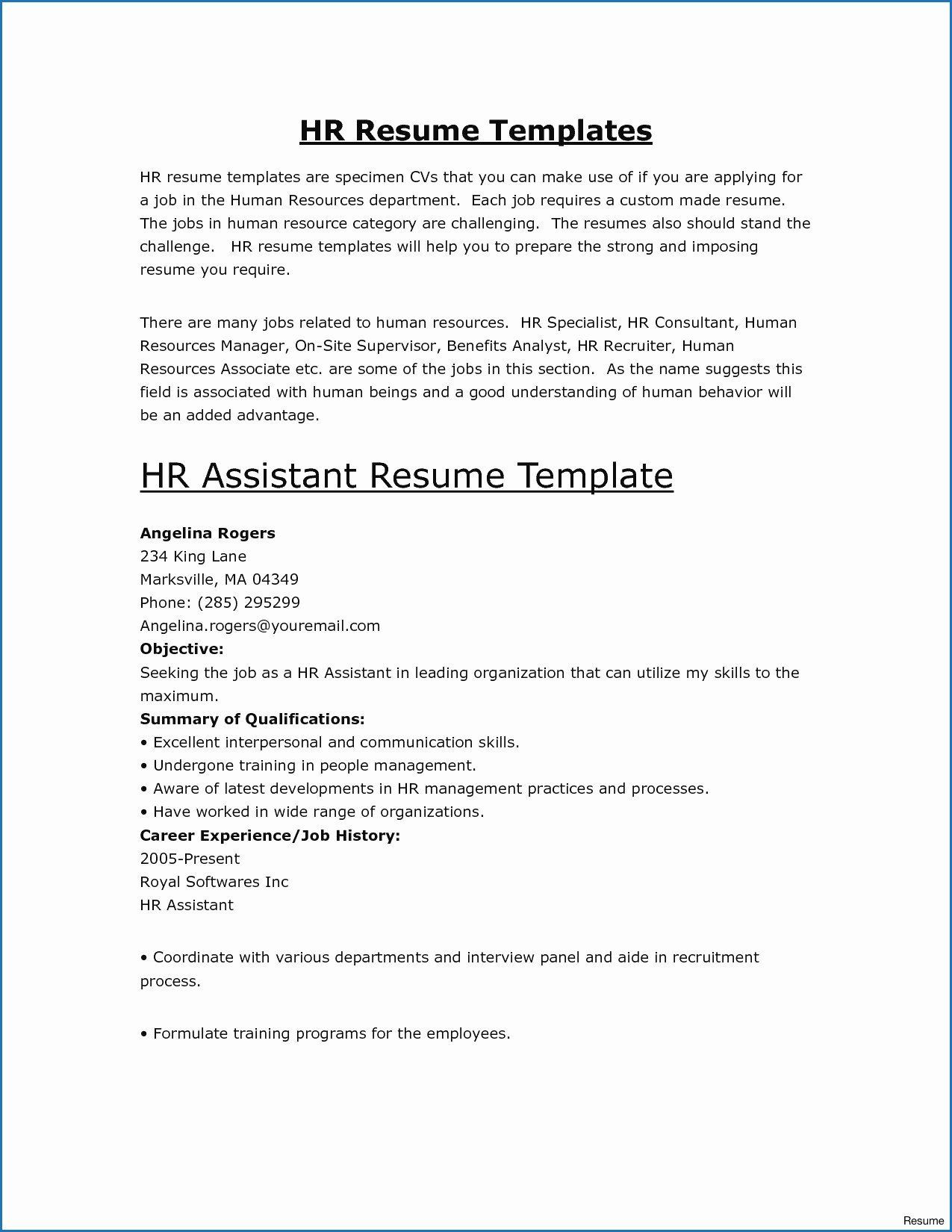 Medical Administrative Assistant Resume Sample Fresh