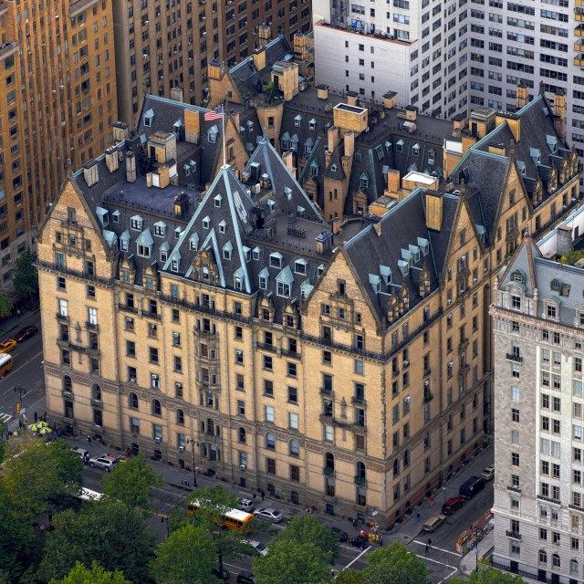 Central Park Apartments New York: The Dakota Building - Bing Images