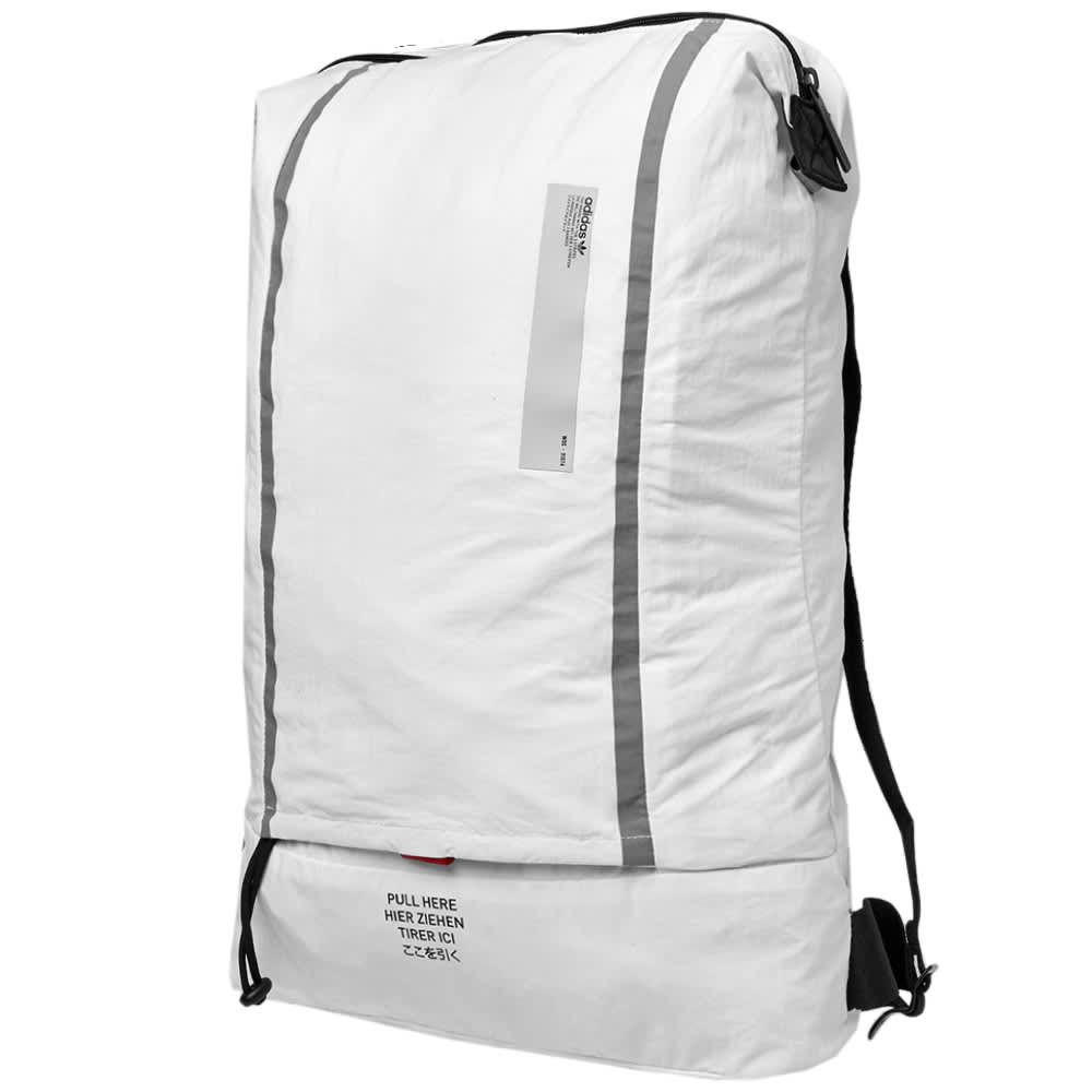 hacha ocupado silencio  Adidas NMD Packable Backpack en 2020
