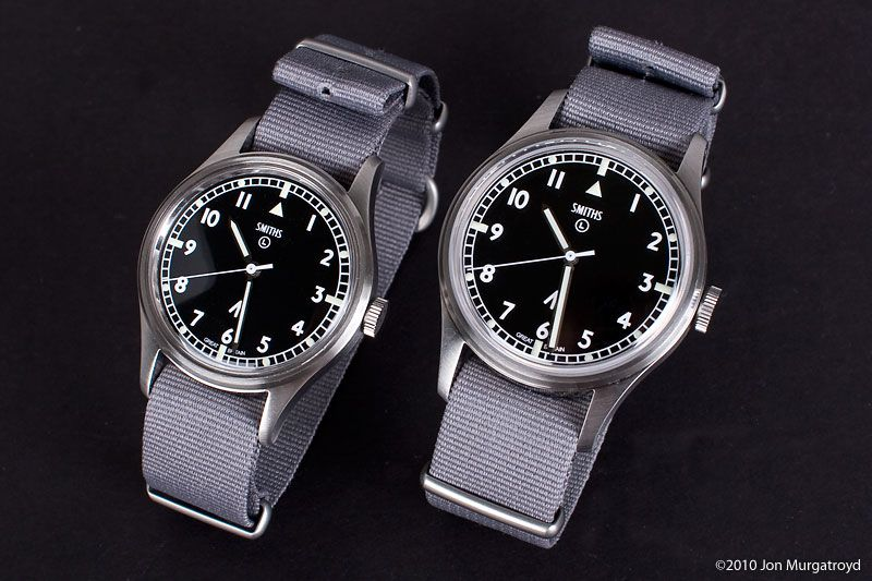 Smiths Military Watch PRS 29 Review Watcharoo | Military