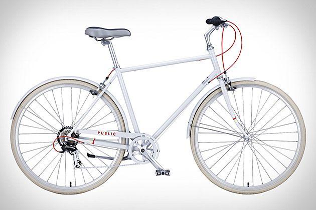 Public V7 Bike Bike Urban Bike Bicycle