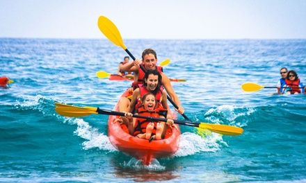 90 Minute Coronado Double Kayak Rental Or Tour For Two From