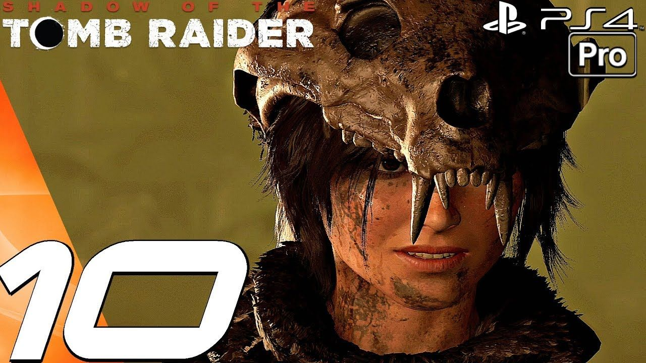 Shadow Of The Tomb Raider Gameplay Walkthrough Part 10 Escape