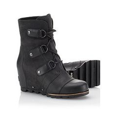 SOREL | Women's Joan of Arctic Wedge™ Mid Boot. I wish I could afford