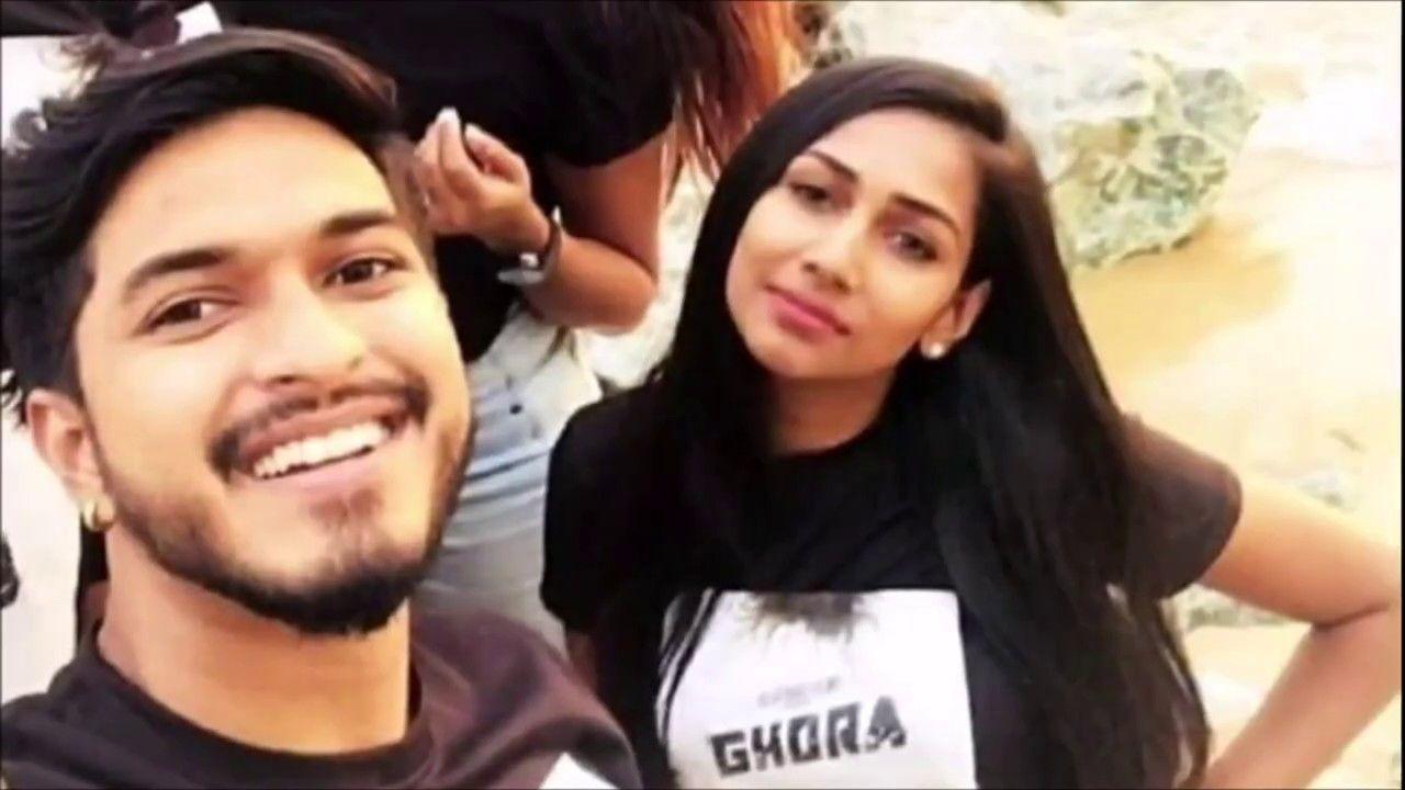 Maya And Neethaan Song Mugen Rao And Yasmin Nadiah In 2020 Yasmin Photoshoot Images Celebrity Gallery