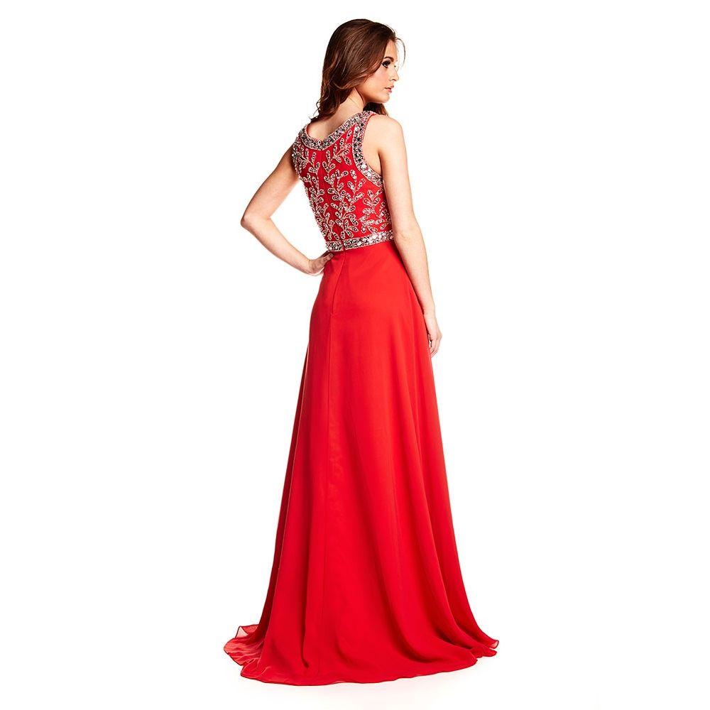Tomato Prom Dresses