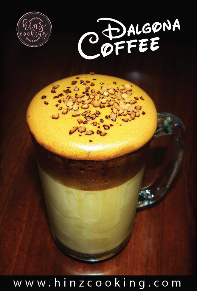 Dalgona Coffee Recipe How To Make Dalgona Coffee (Video