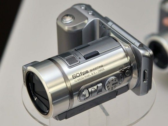 coolest looking compact DSLR camera