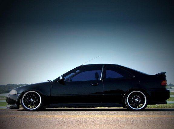 1995 Honda Civic Coupe The Very First Car I Bought All By Myself Carros Auto Velozes E Furiosos 7