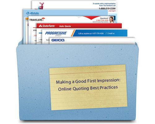 Geico Online Quote 5 Steps To Customerfriendly Online Insurance Quotes  Online .