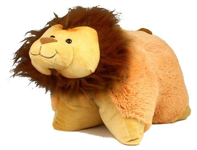 Lion Pillow Pet Need Animal Pillows Big Little Gifts Pets