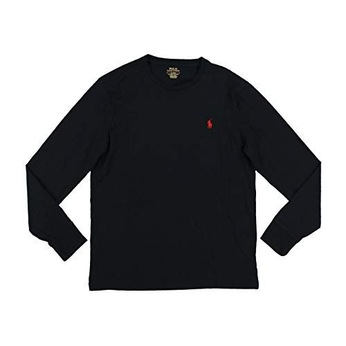 af082e78 Great for Polo Ralph Lauren Mens Long Sleeve Crew Neck Custom Slim Fit T-Shirt  Mens Fashion Clothing. [$25.30 - 90.00] likeprodress from top store