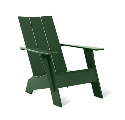Adirondack Chair, Large | Ideas for the House | Pinterest | Sillas ...
