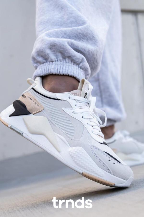 Sneakers PUMA - Rs-X Reinvent Wns 371008 05 Puma White