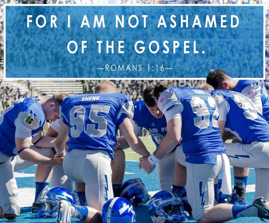 Members of the Air Force Academy's football team are under
