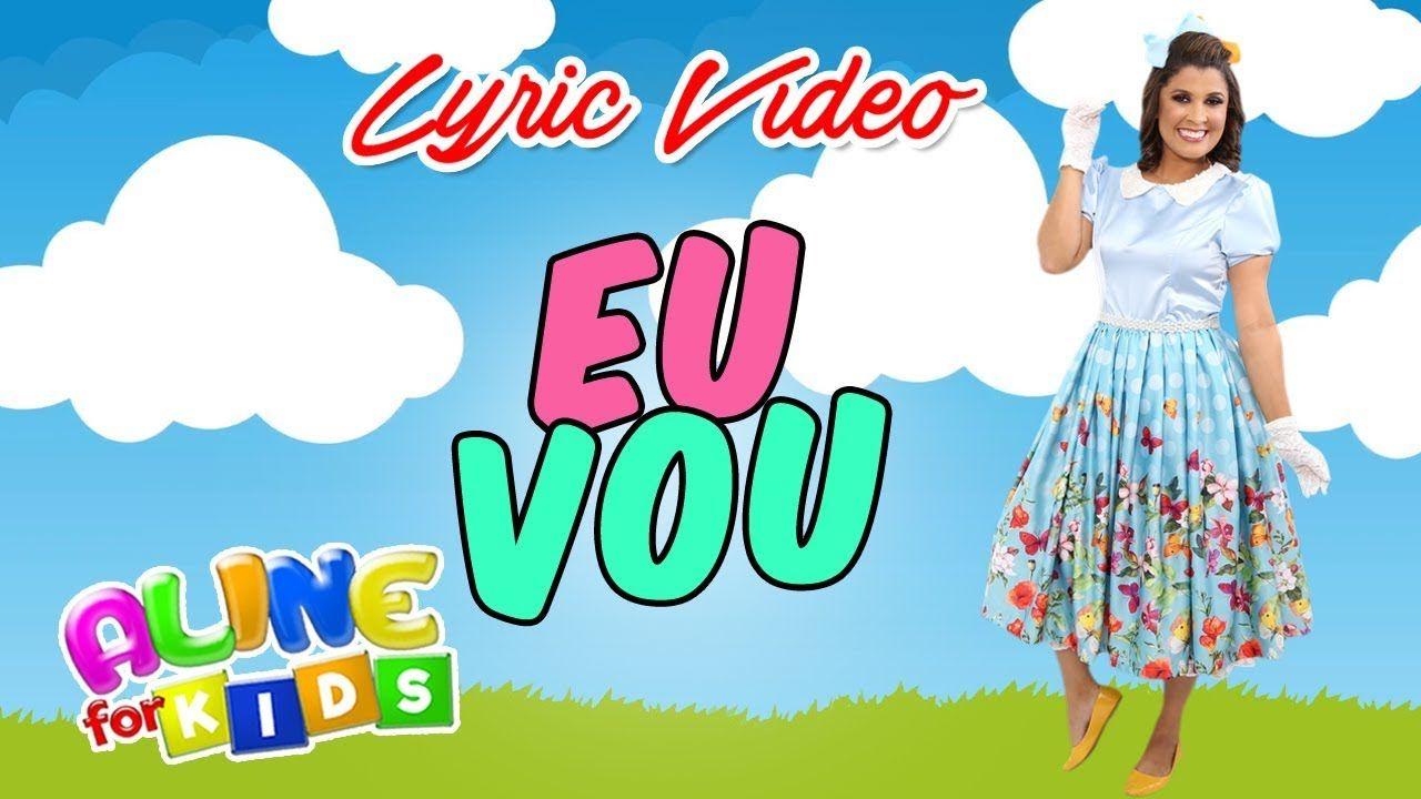 Aline Nascimento Eu Vou Lyric Video Vol 4 Escolas Dominicais