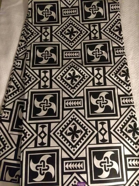 Black and white african symbol fabric per yard tribal symbols african symbol fabrics 45 inch wide 100 cotton print top quality fabrics