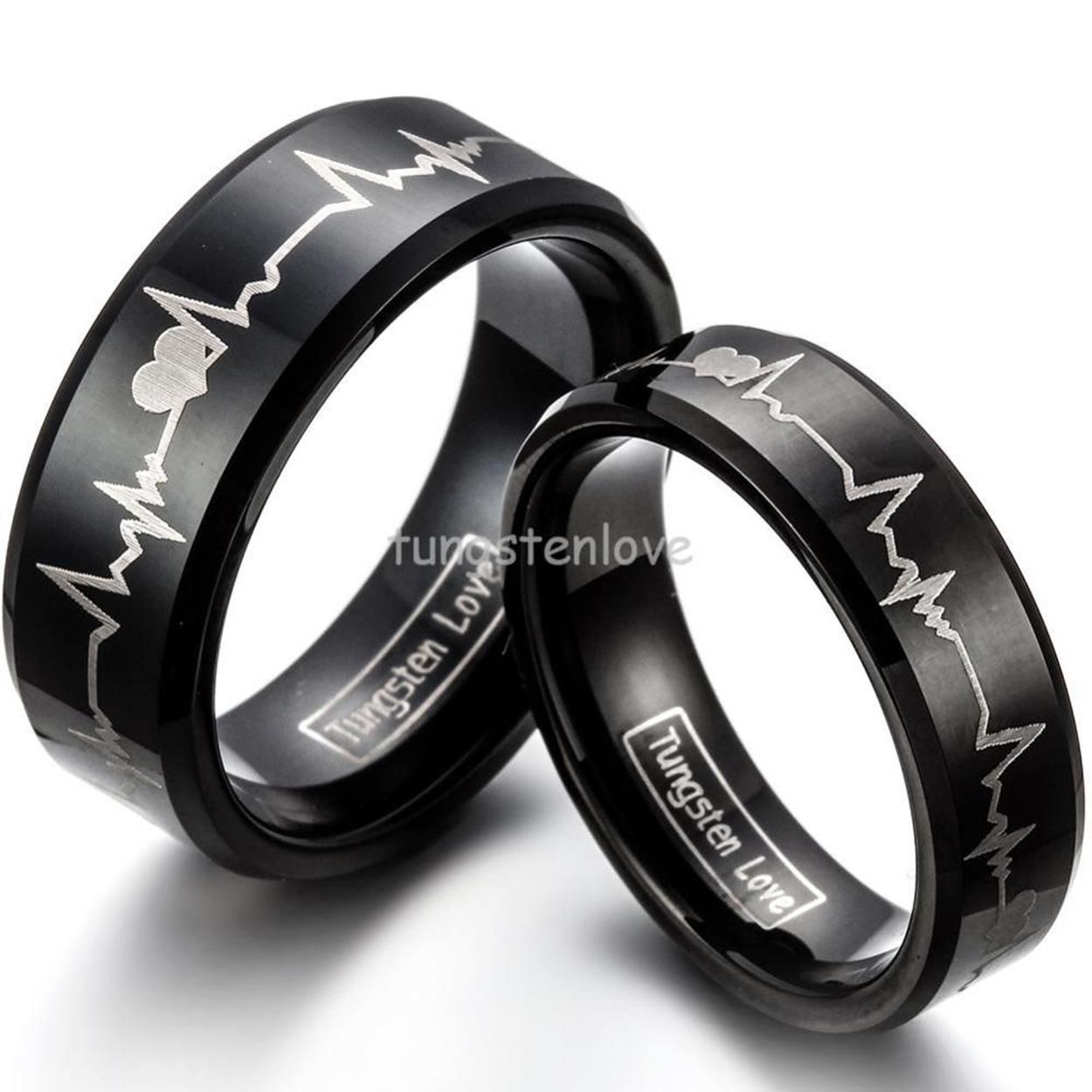 59 Glamorous Tungsten Carbide Womens Wedding Rings Ideas
